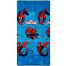 Spannbettuch  Spiderman,  Spiderman 90 x 200 ...