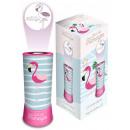 nagyker Egyéb: Flamingo 2 az 1-ben kivetítő, lámpa, éjszakai fény