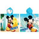 Disney Mickey beach towel poncho 55 * 110cm