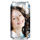Thermo aluminum bottle Disney Soy Luna