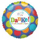 mayorista Regalos y papeleria:Danke Foil globos 43 cm