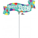 Sweet Baby Mini Foil Ball
