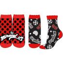 Kid's Socks Miraculous Ladybug 27-34