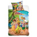 Scooby Doo pościel 140 × 200 cm, 70 × 90 cm