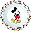 DisneyMickey micro deep plate