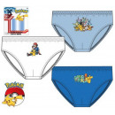 Children's Underwear Pokemon 3 pieces / packag