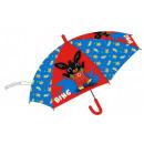 Bing gyerek félautomata esernyő Ø68 cm