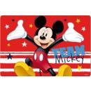Plato con Disney Mickey 3D