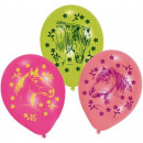 Horse, The Horses balloon, balloon 6 pcs