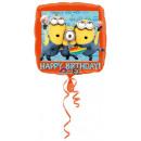 Minions foil balloons 43 cm