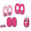 LOL Surprise Children's Winter Slippers