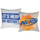 Nerf poduszka, poduszka dekoracyjna 40 * 40 cm
