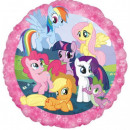 My Little Pony Foil balloons 43 cm