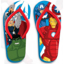 ingrosso Ingrosso Abbigliamento & Accessori: pantofole per  bambini, flip-flop Avengers, Vendica