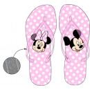 mayorista Artículos con licencia: DisneyMinnie zapatillas para niños, Flip-Flop ...