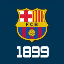 FCB, FC Barcelona plush pillow, cushion 35 * 35 cm