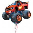 Blaze , Flame Foil balloon 86 cm