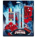 ensemble stylo en métal (6 pièces) Spiderman, Spid