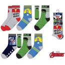 Les chaussettes Avengers , Avengers 23-34