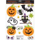 Halloween Window Sticker 15pcs