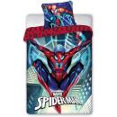 Pościel Spiderman 140 × 200 cm, 70 × 90 cm