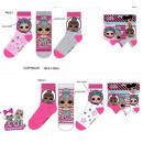 LOL Surprise Kids Socks 23-34