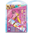 Stationery Set (12 pieces) Disney Princess , Princ