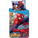 Pościel Spiderman 140×200cm, 70×90 cm
