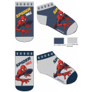 wholesale Licensed Products: Spiderman Kids Secret Socks 23-34