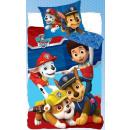 Pościel dziecięca Psi Patrol 100 × 135 cm, 40 × 60