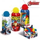 Avengers aluminum bottle 500ml