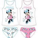 wholesale Underwear: DisneyMinnie leotard + panties set 104-134 cm