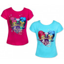 T-shirt per bambini, top Shimmer e Shine per 2-6 a