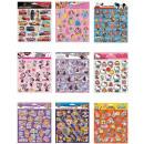 Disney Pufi sponge sticker set of 22