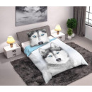 wholesale Bedlinen & Mattresses: Dog, The Dog bed linen 140 × 200cm, 70 × 90 cm