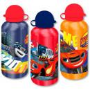 Blaze aluminum  water bottle, 500ml Flame
