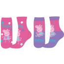 Kid's Socks Peppa Pig 23-34