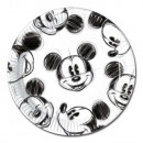 DisneyMickey Faces Paper tray 25 pcs 23 cm