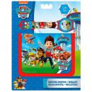Digital - Uhr + wallet Paw Patrol