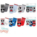 DisneyMickey baby socks 0-12 months
