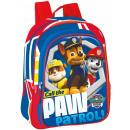 Schooltas, Paw Patrol Bag, Hoedenpatroon 37cm