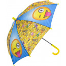 wholesale Umbrellas: Emoji Kids umbrella Ø65 cm