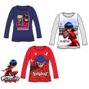 Kid's Long T-Shirt, Miraculous Ladybug Top