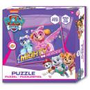 Großhandel Lizenzartikel: Paw Patrol Puzzle 100 Teile