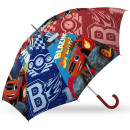 Children's  semi-automatic umbrella Blaze, Flam