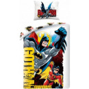 Batman Leinen 140 x 200 cm, 70 x 90 cm