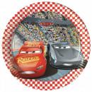 Disney Cars , Verdák Paper Drum 8 pcs 19.5 cm