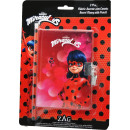 ingrosso Articoli da Regalo & Cartoleria: Log + Set di matite Miraculous Ladybug