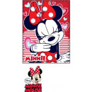 DisneyMinnie Plüsch Bettdecke 90 * 120cm