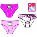 Children's ondergoed, panties Hello Kitty 3 st
